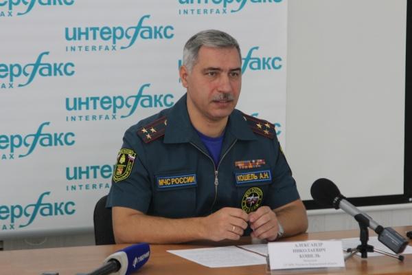 Начальник воронежского МЧС отчитался о доходе в 1,86 млн рублей