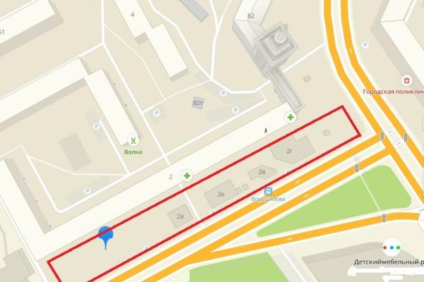 В Воронеже бульвар на ул. Ворошилова обустроят за 12,3 млн рублей