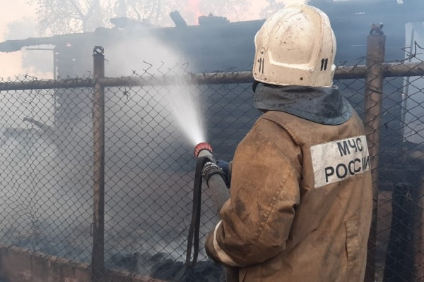 Воронежская область продолжает гореть на площади более 130 га