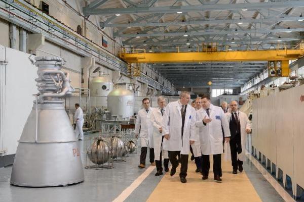 Ракетный двигатель воронежского производства вывел на орбиту «Союз-2»