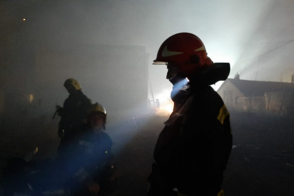 Районы Воронежской области продолжают пылать в пожарах