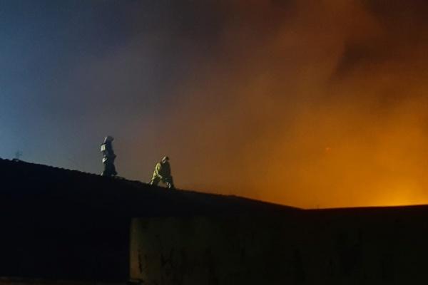В Воронежской области введен режим ЧС из-за пожаров
