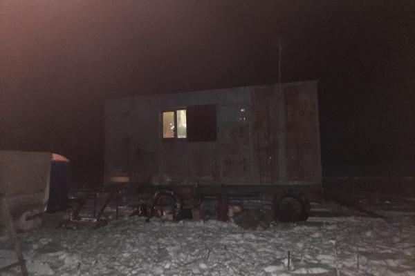 Жители помешали началу работ вблизи будущей стройки Агроэко под Воронежем