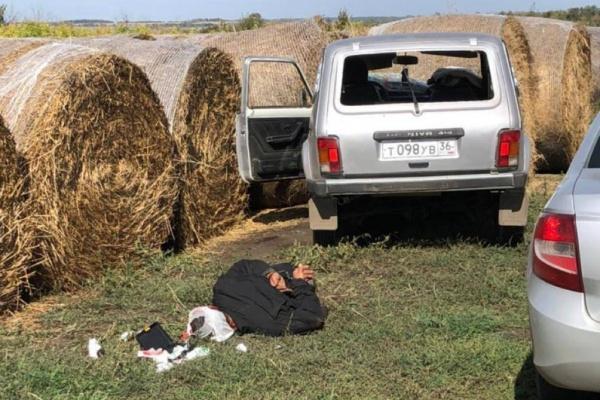 Силовики задержали подозреваемого в убийстве семьи и нападении на отдел полиции в Воронежской области