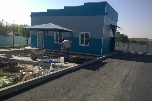 «Трансаммиак» будет финансировать строительство соцобъектов под Воронежем