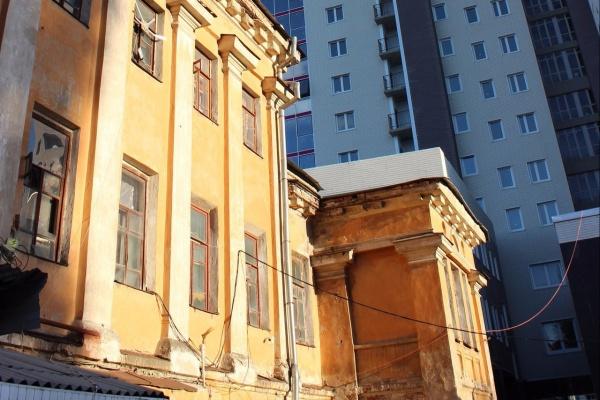 В Воронеже проект сохранения Дома Кантонистов обойдется в 1,8 млн рублей