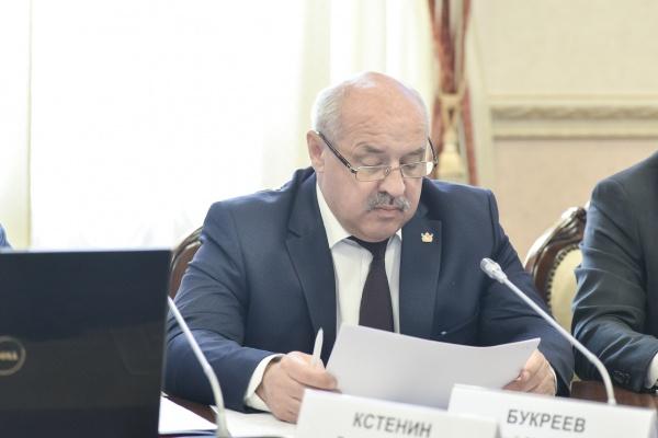 Анатолий Букреев официально покинул пост руководителя ДЭР Воронежской области