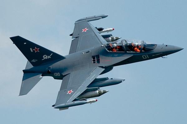 В Воронежской области произошла катастрофа с военным самолетом