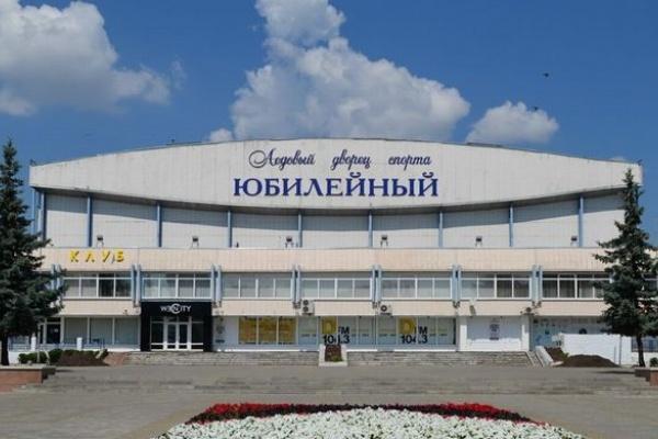 В Воронеже у спорткомплекса «Юбилейный» откроют пешеходную зону