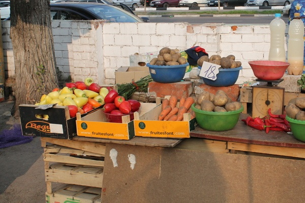 Воронежский рынок «Южный» будет приватизирован