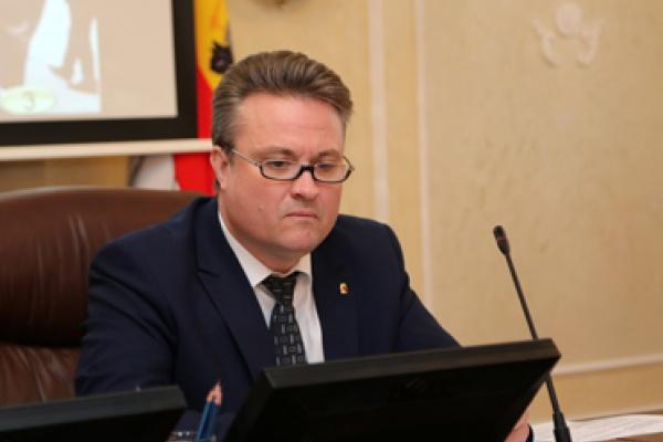 Глава Воронежа поставил себе первую задачу на срок полномочий мэра