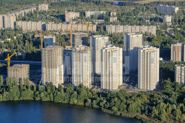 Областная власть предлагает застроить Воронеж еще немного