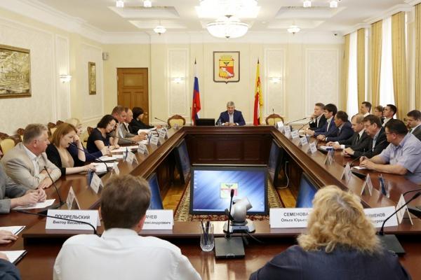 Воронежская мэрия обещает вдвое облегчить жизнь застройщикам