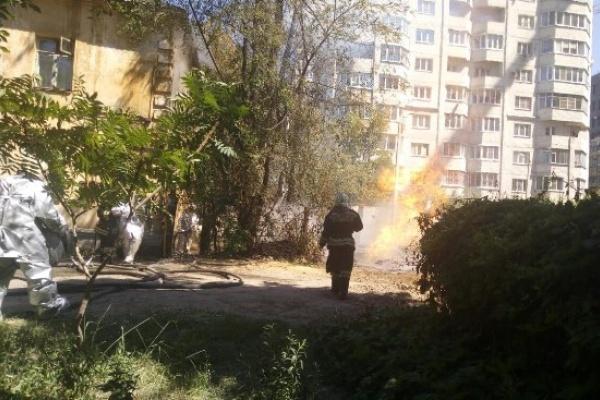 Силовики найдут виновника крупной утечки газа в Воронеже