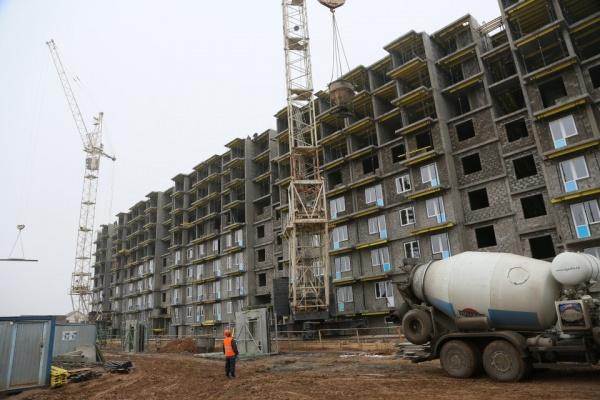 Воронежская область получит  дотаций на строительство экономжилья  на  40 млн рублей меньше прошлогоднего