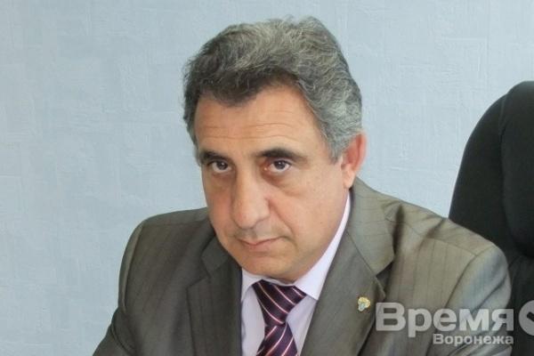 Жозеф Еркнапешян подал апелляцию на приговор по делу о взятках в Воронеже
