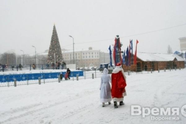 Воронежские власти назвали готовность коммунальных служб к зиме удовлетворительной