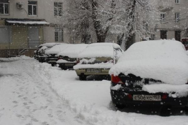 В центре Воронежа на зиму запретят ночную парковку на улицах