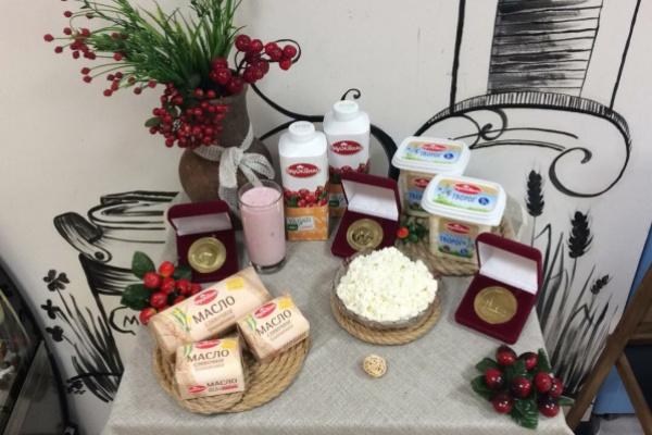 Воронежская молочная продукция взяла «золото» на престижной выставке