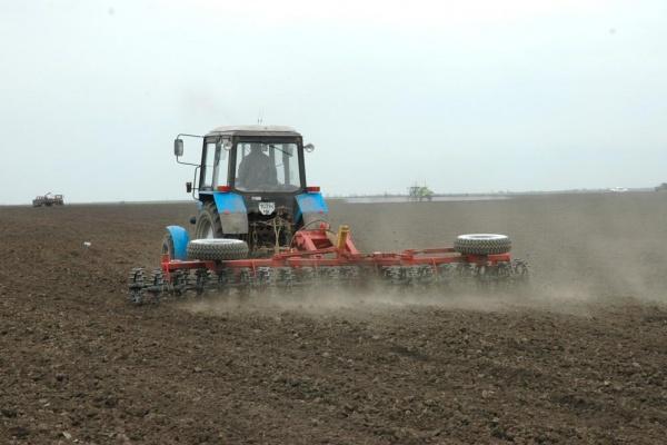 Воронежские аграрии начали посевную кампанию на месяц раньше обычного