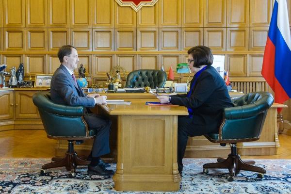 Заму воронежского губернатора Юрию Агибалову хотят поручить права человека