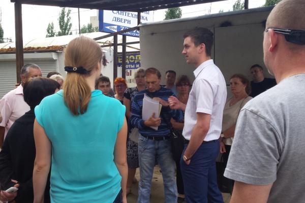 Воронежские власти не сомневаются в правильности закрытия ярмарок бывшего депутата