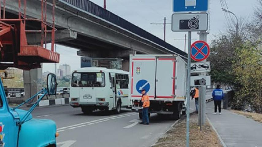 В Воронеже запустили первую выделенку на Северном мосту