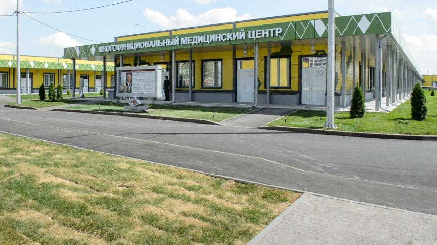 В Воронеже достроили коронавирусный медцентр