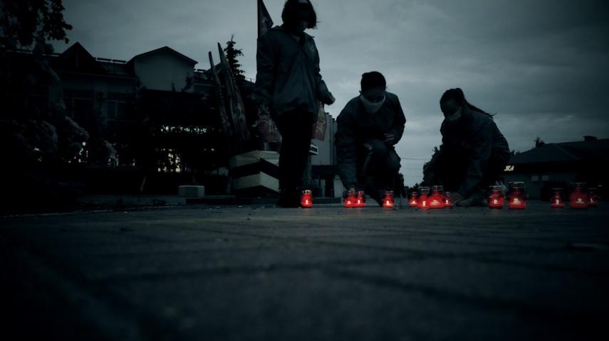 В День памяти и скорби воронежцы почтили память погибших в войне