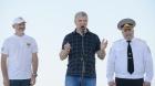 Губернатор в джинсах открыл воронежский обход Лосево