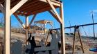 В Новохоперске под Воронежем продолжается строительство парка «Крымская горка»
