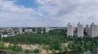 В Воронеже продолжаются работы по обновлению парка «Дельфин»