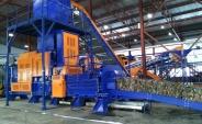 Вице-премьер и губернатор запустили воронежский мусоросортировочный завод