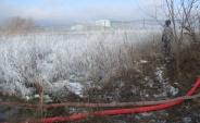 Воронежские очистные сооружения затопило сточными водами