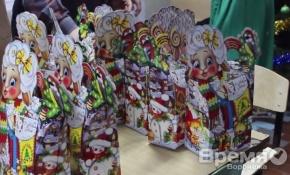 УГМК поздравила новохоперских детей с Новым годом