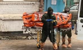 В Воронеже граждан с подозрением на коронавирус доставили в детскую больницу