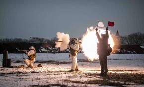 В Воронежской области прошли учения гранатометчиков ЗВО