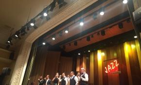 Грузинский секстет заворожил воронежскую публику на «Джазовой провинции»