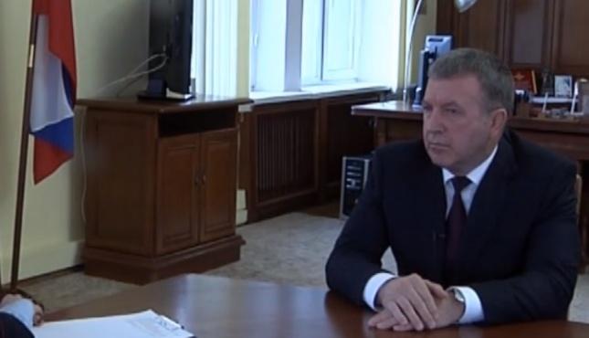 Главный воронежский полицейский рассказал о дзюдо и кремлевском приеме