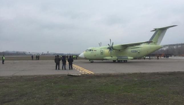 В Воронеже состоялся первый полет нового Ил-112В