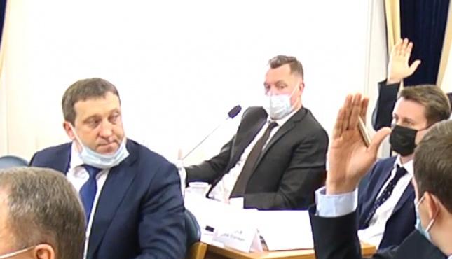 «Единая Россия» не помогла Роману Жогову пробиться в замы в гордуме Воронежа