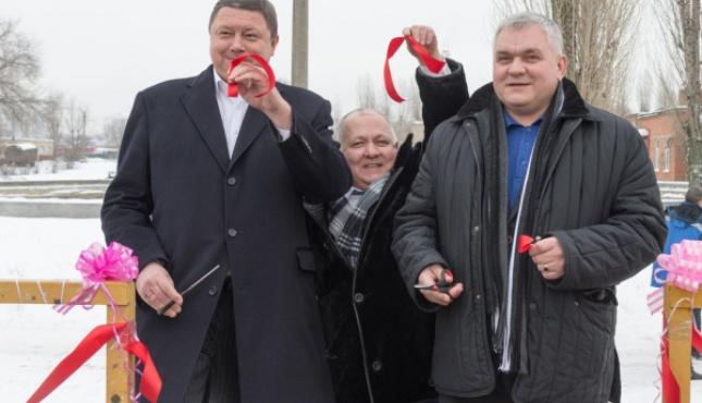 «РВК-Воронеж» ввел в эксплуатацию крупнейший объект инвестиционной программы